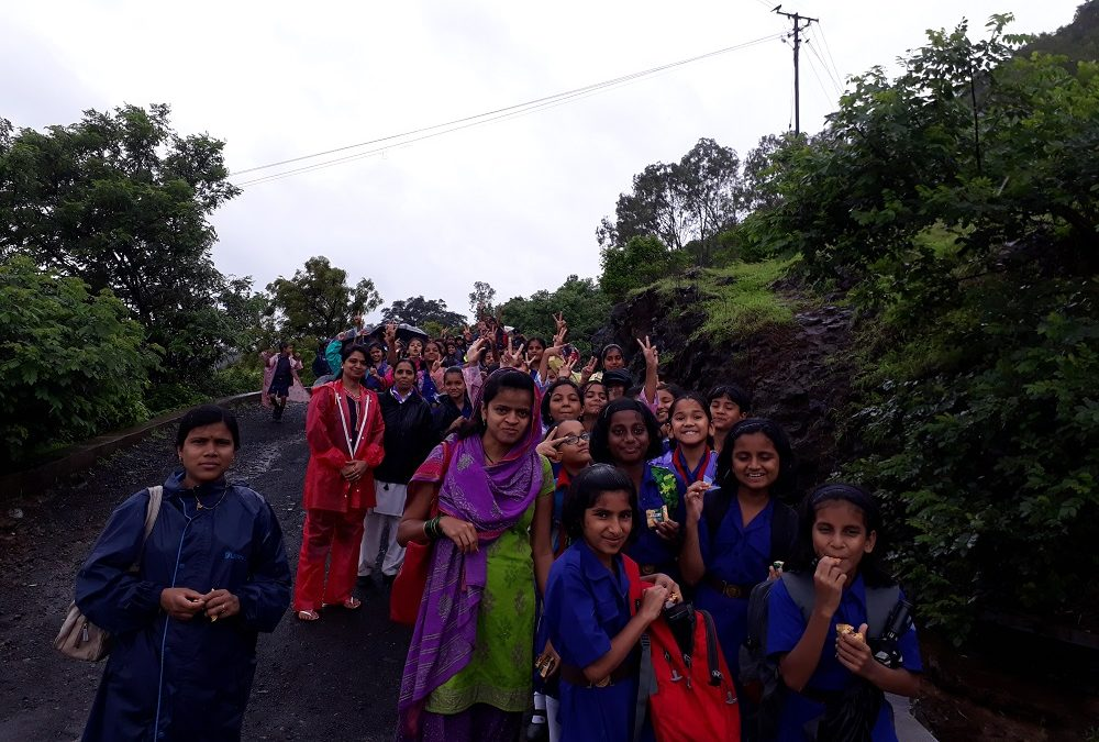 Scout Guide Rainy Picnic & Trekking Activity July – 2018